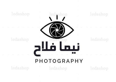 لوگو لایه باز عکاسی