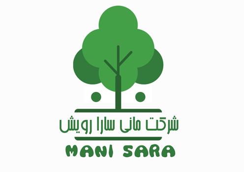 لوگو درخت سبز